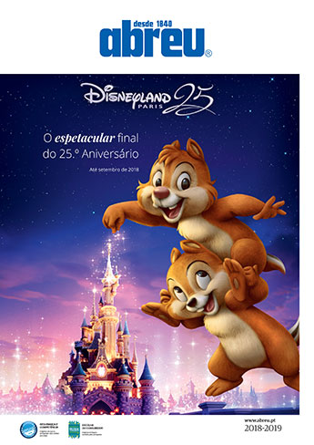 Disneyland® Paris - 2018/19