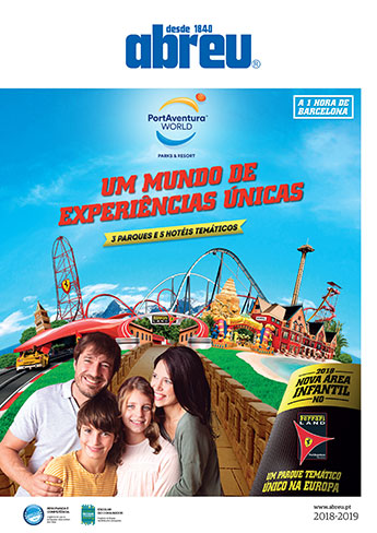 PortAventura World - 2018/2019