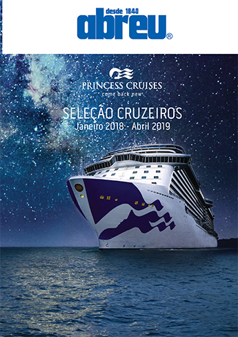 Cruzeiros Princess 2018